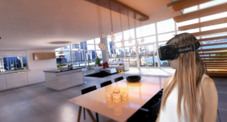 Virtual Reality Disrupt The Real Estate Industry